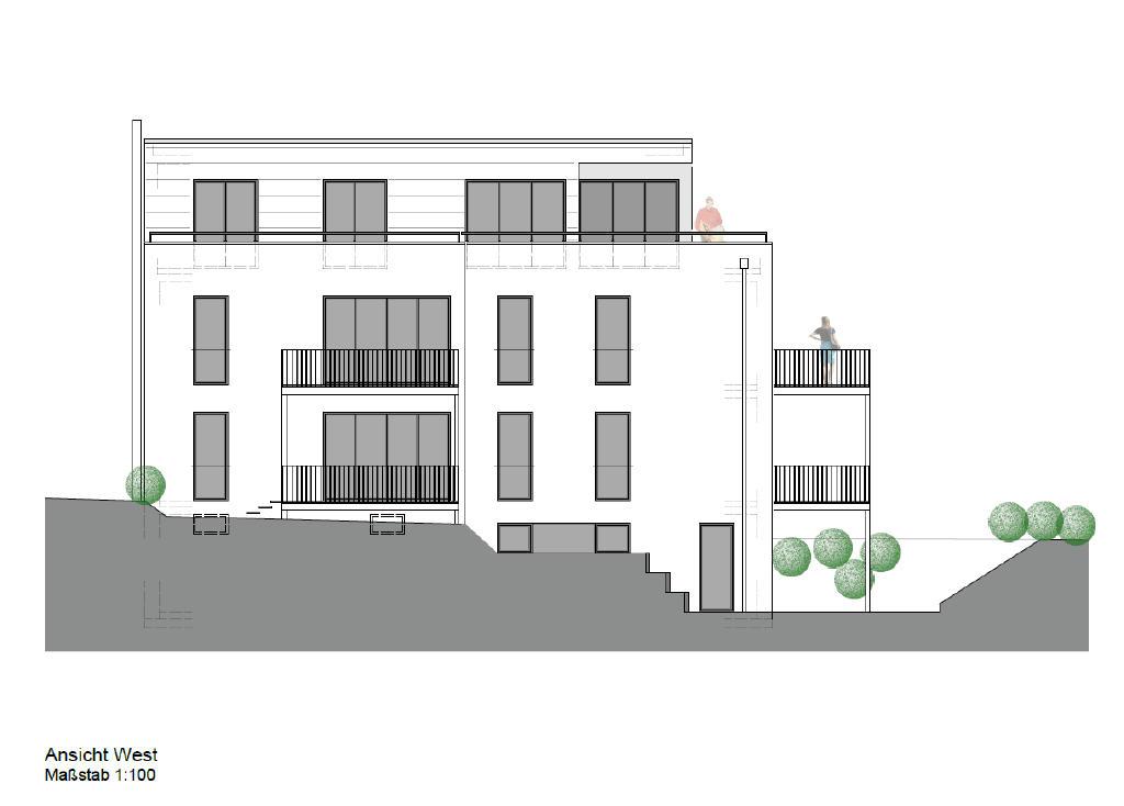 Neubau exklusive eigentumswohnung in coburg vr bank for Fenster coburg