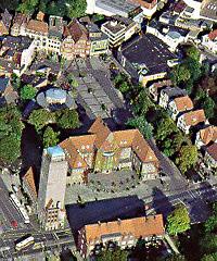 Luftbild Delmenhorst