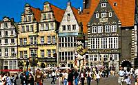 Der Markt in Bremen